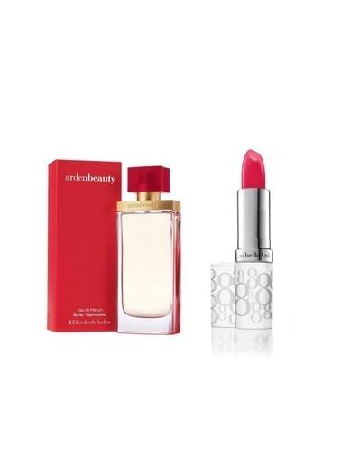 Elizabeth Arden Beauty Edp Sprey 100 ml+Stick 3.7 gr Blush Renkli